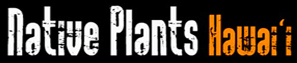 Native Plants Hawaii logo